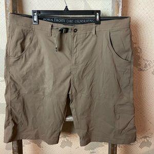 Prana shorts 40 12 inseam GUC